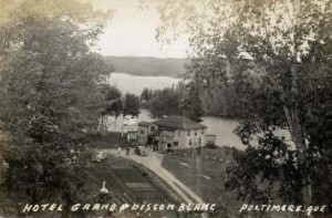The Boisvert Hotel. Land was originally owned by Rodney Smith. ‎Now a children's camp at the south end of the lake ‎